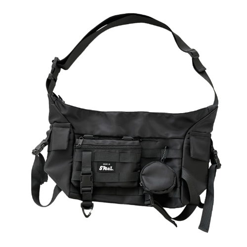 3WAY MESSENGER BAG